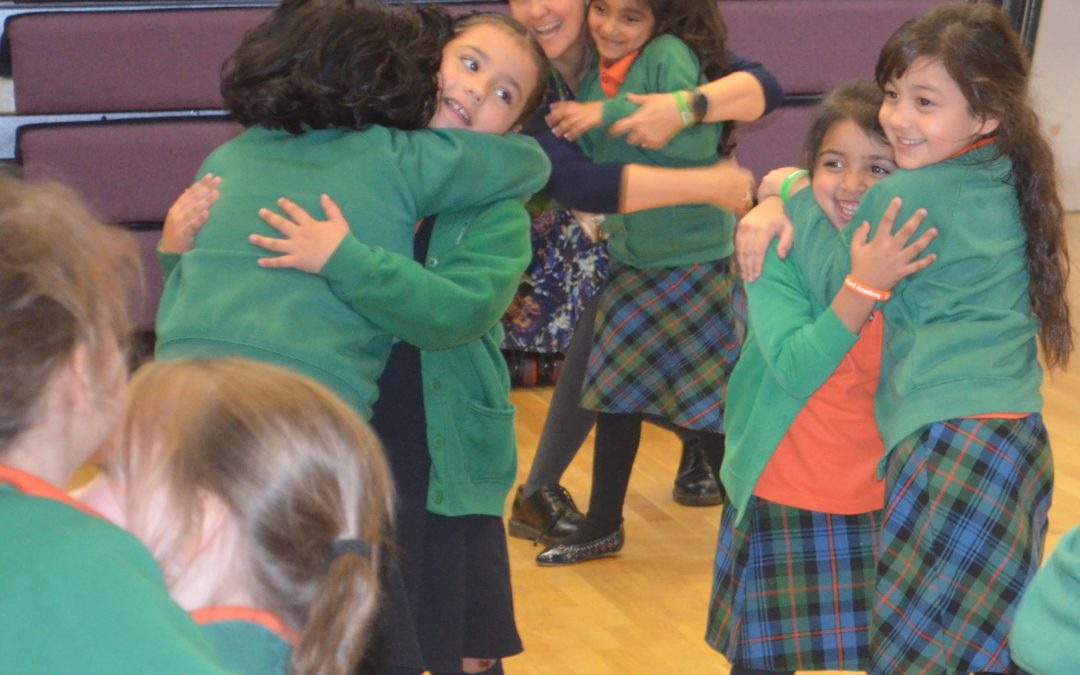 Tong Leadership Academy hosts Dahl drama day