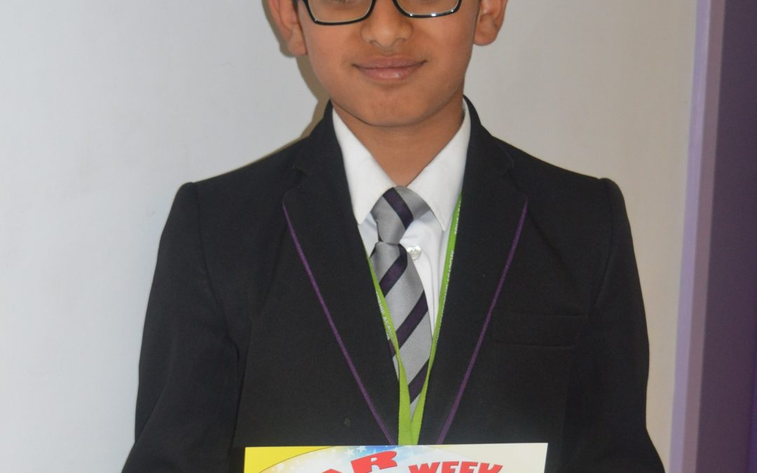 Determination to succeed sees Muhammad earn most achievement points