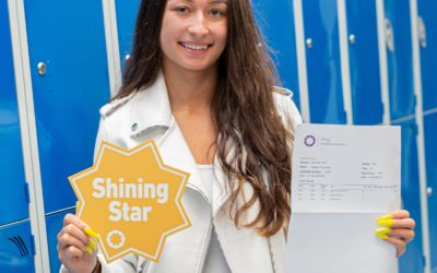 Scholarship helps pupil pursue her dream legal career