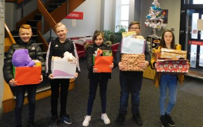 Caring pupils raise funds for charity